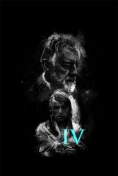 Star wars gwiezdne wojny epizod iv - plakat premium wymiar do wyboru: 40x60 cm