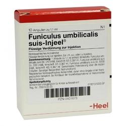Funiculus umbilical. suis injeele 1,1 ml ampułki