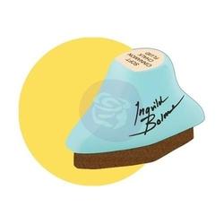 Tusz do stempli - coltsfoot stemens - żół