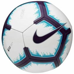 NIKE Piłka Nożna Premier League Strike SC3597-100 - Niebieski || Fioletowy