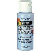 Farba akrylowa crafters acrylic 59 ml- niebieski lodowy - nil
