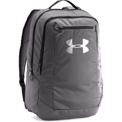 Plecak męski under armour hustle backpack ldwr - szary