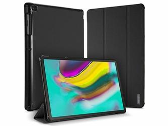 Etui Dux Ducis Domo do Samsung Galaxy Tab S5e 10.5 2019 czarne - Czarny