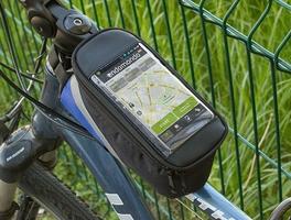 Pokrowiec torba na telefon do roweru Sakwa