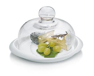 Patera do serów ze szklaną pokrywą Petit Kela