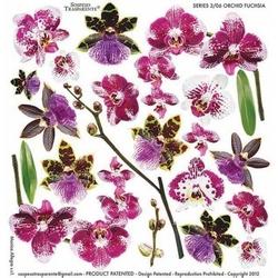 Termofolia do Sospeso - Orchid Fuchsia - ORC