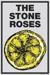 The Stone Roses Lemon - plakat