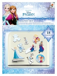 Frozen sisters - magnesy