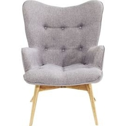 Kare design :: fotel vicky grey
