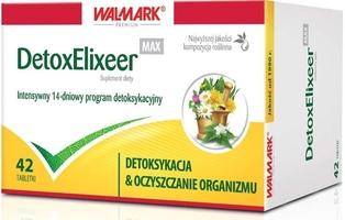 Detoxelixeer max x 42 tabletki