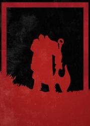 League of legends - darius - plakat wymiar do wyboru: 70x100 cm