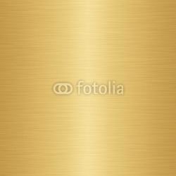 Tapeta ścienna ogromny arkusz tekstury metalu szczotkowanego złota