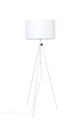 Zuiver lampa podłogowa lesley biała 5100077