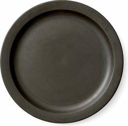 Talerz obiadowy New Norm 27,5 cm ciemny brąz