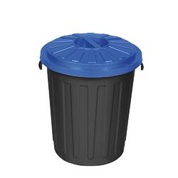 Kosz na śmieci do segregacji keeeper mats 23 l niebieski