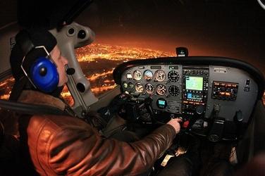 Lot widokowy samolotem - częstochowa