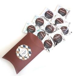 Zestaw kaw dla taty - prezent upominek dla taty z okazji dnia ojca z kawą mieloną arabica - 10 smaków x 10g