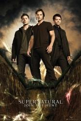 Supernatural Nie z tego świata - plakat