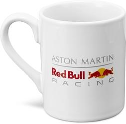 Kubek red bull racing f1 logo 2020 biały - biały