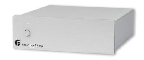Pro-ject phono box s2 ultra kolor: srebrny