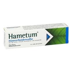Hametum, maść na hemoroidy