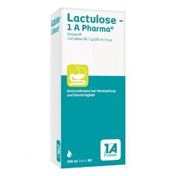 Lactulose 1a pharma sirup