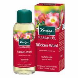 Kneipp Massageoel Ruecken Wohl