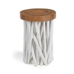 Drewniany stolik dar