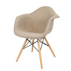 Nowoczesny fotel kr012f muna 03 buk