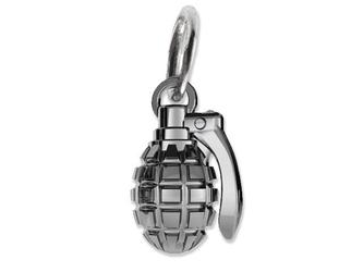 Wisiorek ze srebra silv-s-w-granat