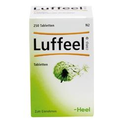 Luffeel comp. tabletki