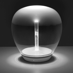 Artemide :: lampa stołowa empatia transparentna szklana śr. 26cm