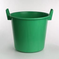Kompostownik  pojemnik na śmieci i odpady do ogrodu artgos 40 l zielony