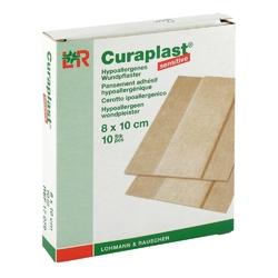 Curaplast sensitive wundschn.verband 8x10cm