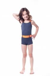 Shepa 071 kostium kąpielowy dziewczęcy b3d11