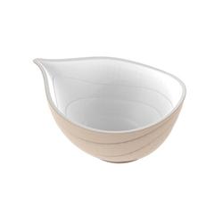 Miska beżowa 10 cm Onion Zak Designs