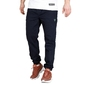 Spodnie materiałowe grube lolo dymek jogger - 52291 - 52291