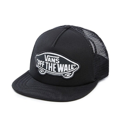 Czapka vans wm beach girl trucker hat - vn000h5lkr6 - beach girl trucker