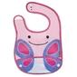 Śliniak dla dzieci skip hop - motyl