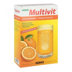 Hermes multivit tabletki musujące