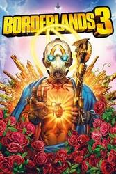 Borderlands 3 cover - plakat