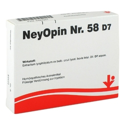 Neyopin nr.58 d 7 amp.