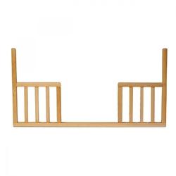 Troll Uniwersalny toddler rail - wymienny bok do łóżeczka 120x60 k. naturalny