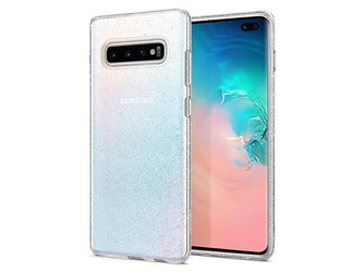 Etui spigen liquid crystal glitter do samsung galaxy s10 plus quartz