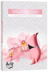 Bispol, Dzika Orchidea, podgrzewacze zapachowe, 6 sztuk