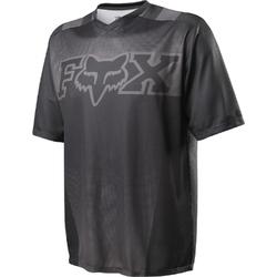 Koszulka rowerowa fox covert maco black