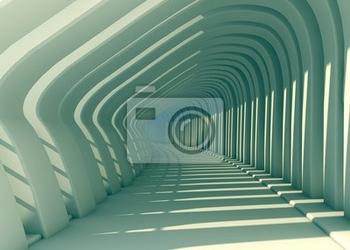 Fototapeta diseño arcos con zewnętrzne
