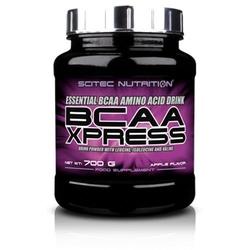 Scitec Nutrition BCAA Xpress 700 g Mocne BCAA 2:1:1 Wysyłka 24h - Apple