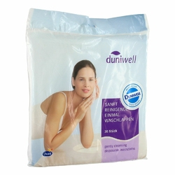 Duniwell Einmal Waschlappen