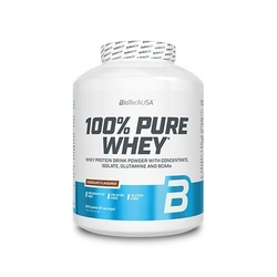 Biotechusa 100 pure whey 2270 g